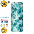 【BUFF 西班牙 Coolnet抗UV頭巾《空靈潮汐》】125058/涼感/圍脖/帽子/口罩/圍巾