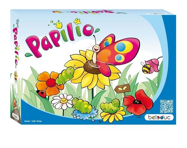 【德國 beleduc】蝴蝶大冒險 桌上遊戲