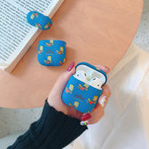 【SZ25】airpods1保護套 潮牌辛普森卡通面包超人 藍牙耳機airpods iphone保護殼airpods2保護套
