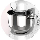  配件 山崎抬頭式專業攪拌機專用304#不鏽鋼盆 SK-9980SP