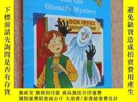 二手書博民逛書店cam罕見jansen and the ghostly myst