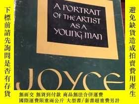 二手書博民逛書店A罕見Portrait of the Artist as a Young Man (平裝)Y5834 Jame