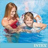 INTEX冰雪奇緣ELSA-游泳圈51cm(56201)