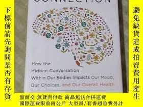 二手書博民逛書店The罕見Mind-Gut Connection How the Hidden Conversa(精裝)Y24