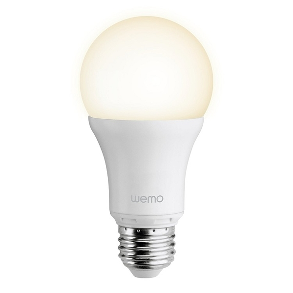 ::bonJOIE:: 美國貝爾金 Belkin WeMo Smart LED Bulb 智慧型燈泡 電燈 燈具 支援 iPhone / iPad / iPod / Android