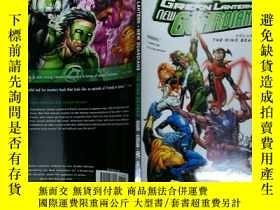 二手書博民逛書店Green罕見Lantern: New Guardians Vo