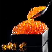 ㊣盅龐水產◇醬油漬粉紅鮭魚卵500g◇內容量500±5%/盒◇零$960元/盒◇ 大份量 咬破濃郁鮮味