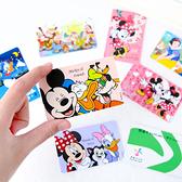 正版迪士尼票卡貼紙 悠遊卡貼 卡片貼 米奇米妮 唐老鴨 黛西 白雪公主