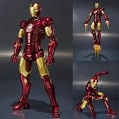 Marvel 鋼鐵人 BANDAI 日版 S.H.Figuarts系列 可動完成品 SHF 鋼鐵人 MK3 馬克3