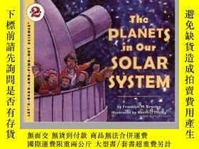 二手書博民逛書店The罕見Planets In Our Solar System, Stage 2Y255562 Branle