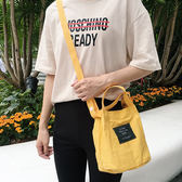 帆布袋 手提包 帆布包 手提袋 環保購物袋--手提/斜背【SPGK7404】 icoca  05/11