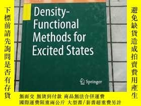 二手書博民逛書店Density-Functional罕見Methods for Excited Y268220 Nicolas