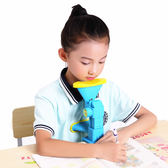 兒童視力保護器防近視小學生坐姿矯正器糾正寫字姿勢儀架預護眼架 【店慶8折促銷】
