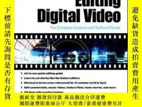 二手書博民逛書店Editing罕見Digital VideoY364682 Robert M. Goodman Mcgraw-