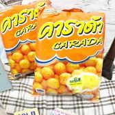 【泰國 CARADA 起司風味球 (橘 )60g】A17