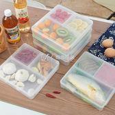 飯盒  日式塑料剩飯剩菜防串味飯盒微波爐分隔保鮮盒  瑪奇哈朵