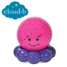 美國cloud b 星光夢幻八爪魚夜燈-粉色 CLB7452-PP3