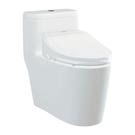 【麗室衛浴】美國 GERBER 新品上市 重力渦漩沖洗式 電腦馬桶 24T-002