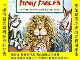 二手書博民逛書店Aesop s罕見Funky Fables (picture Puffin)Y364682 Vivian Fr