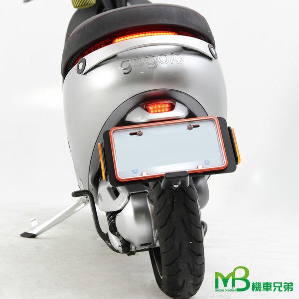 機車兄弟【DDX ST-327 立體CNC牌框(小7碼)】
