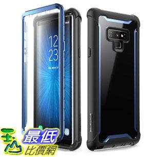手機保護殼 Samsung Galaxy Note 9 Case, i-Blason [Ares Series] Full-Body Rugged Clear Bumper Case