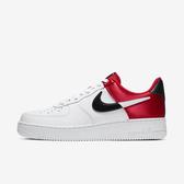 Nike Air Force 1 07 LV8 1 [BQ4420-600] 男鞋 運動 休閒 經典款 球鞋 穿搭 紅白