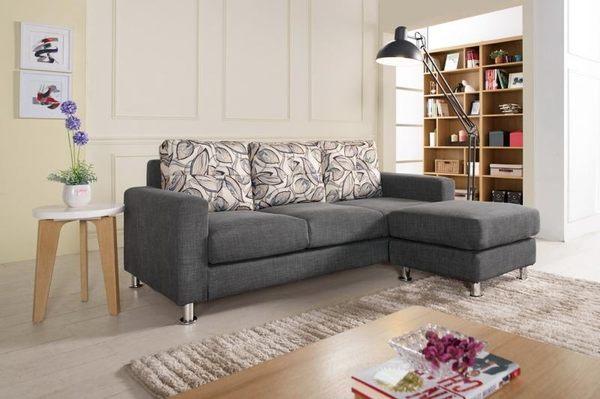 8號店鋪 森寶藝品傢俱 a-01 品味生活 沙發系列 714-1 凱爾L型沙發(全組)