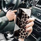 iPhone手機殼 新款豹紋全包玻璃潮牌個性女掛繩創意 - 古梵希