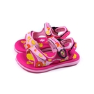 G.P(GOLD PIGEON) 涼鞋 桃紅色 花卉 中童 童鞋 G0721B-45 no072