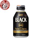 金時代書香咖啡【UCC】BLACK無糖咖啡(275g*24入)