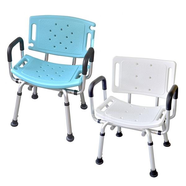 來而康 恆伸 雙扶手寬版型洗澡椅 ER-5005