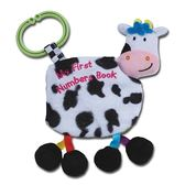 認識數字-(牛)寶寶的動物鈴鐺布書