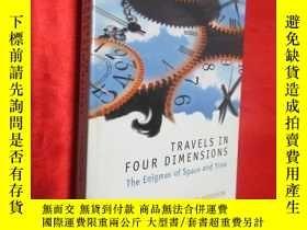 二手書博民逛書店Travels罕見in Four Dimensions: The