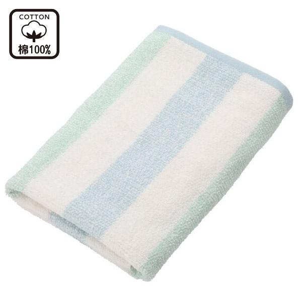 純棉浴巾 SHERRY ST TBL/GR NITORI宜得利家居