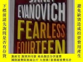 二手書博民逛書店英文原版罕見Fearless Fourtheen by Jane