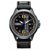 手錶 運動手錶 石英夜光錶 防水學生錶 日歷錶【非凡商品】w70