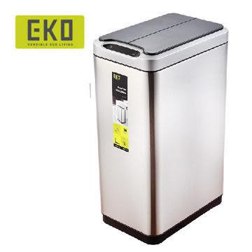 EKO 幻影不鏽鋼自動感應垃圾桶 30L 大容量