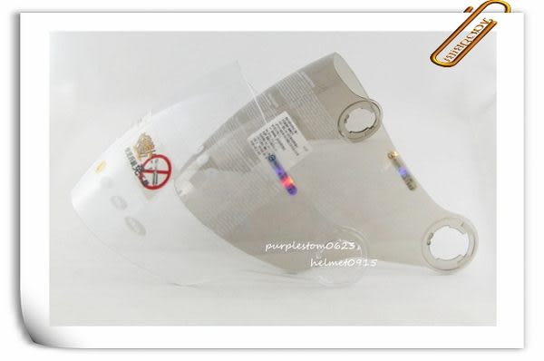 ZEUS瑞獅安全帽,507D,專用鏡片