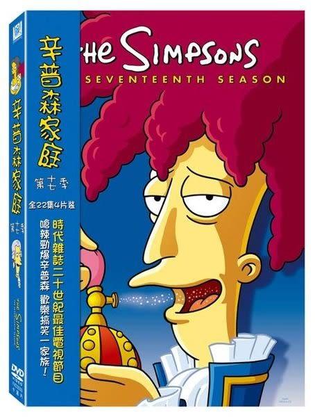 辛普森家庭 第十七季 DVD (購潮8)