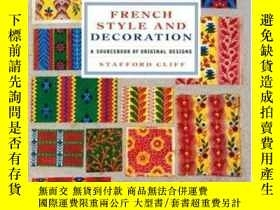 二手書博民逛書店French罕見Style And DecorationY255562 Stafford Cliff Tham