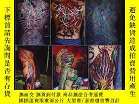 二手書博民逛書店Tattooing罕見from Japan to the West: Horitaka Interviews Co