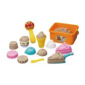 一起來玩沙!麵包超人沙堆甜點玩具組