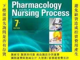 二手書博民逛書店罕見!Pharmacology and the Nursing