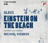 歌劇殿堂 72 葛拉斯:海灘上的愛因斯坦 4CD V.A./Philip Glass: Einstein on the Beach  (音樂影片購)
