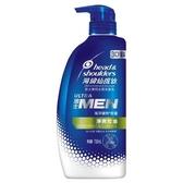 海倫仙度絲男士去屑洗髮乳-淨爽控油750ml【愛買】