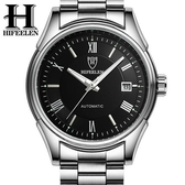 手錶男士 全自動機械錶 男式大錶 盤男錶精鋼?空手錶夜光防水 免運