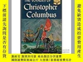 二手書博民逛書店the罕見voyages of christopher colu