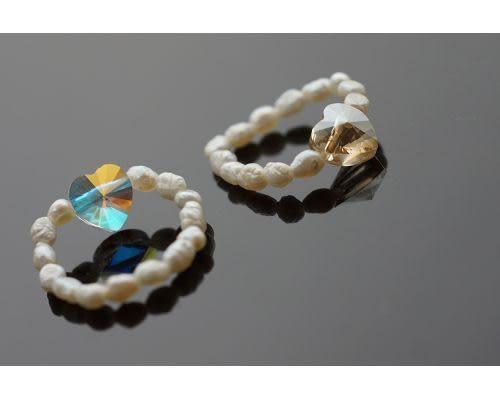 珍珠戒指I