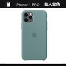 Apple iPhone 11 Pro Max 原廠矽膠護套 iPhone 11 Pro Max 原廠保護殼【仙人掌色】 美國水貨 原廠盒裝
