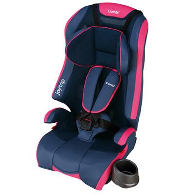 Combi 康貝 New Joytrip S功能成長型安全座椅-靚麗粉【佳兒園婦幼館】